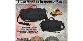 Jumbo Modular Deployment Bag