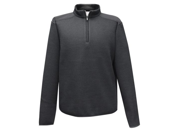 Flying Cross Quarter Zip Uniform Sweater