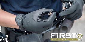 Medium Duty Padded Gloves