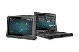 Getac Rugged Computers and Smith Micro Software