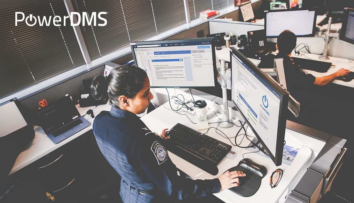 PowerDMS Policy Management Software