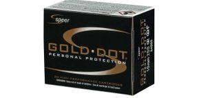 Gold Dot Handgun Personal Protection 10mm Auto
