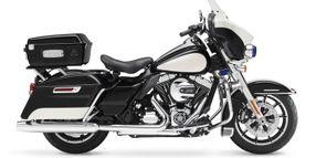 FLHTP Electra Glide Police Motorcycle