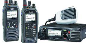 F7010/F7510 P25 Radios