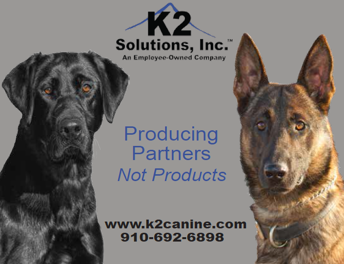 Multi-Purpose Canines and Training