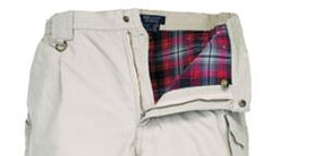 Flannel Lined Pant