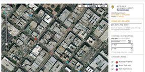 ePolicing GIS