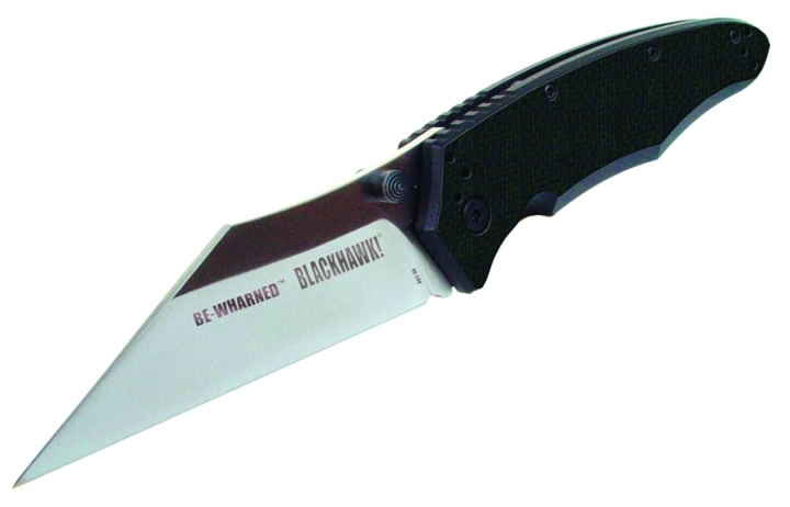 Be-Wharned Tactical Folding Knife