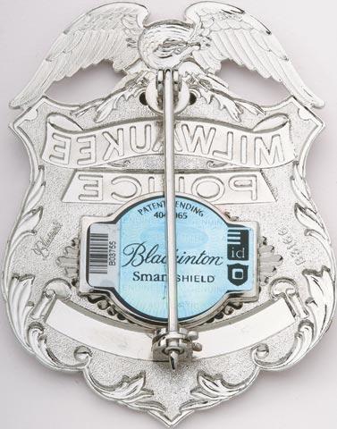 SmartShield Badge