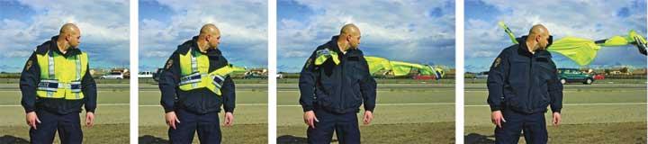 Breakaway Reflective Vest