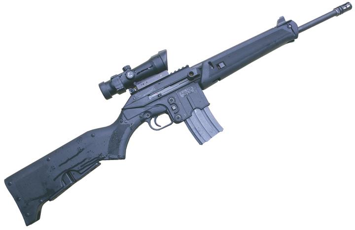 SU16 Rifle