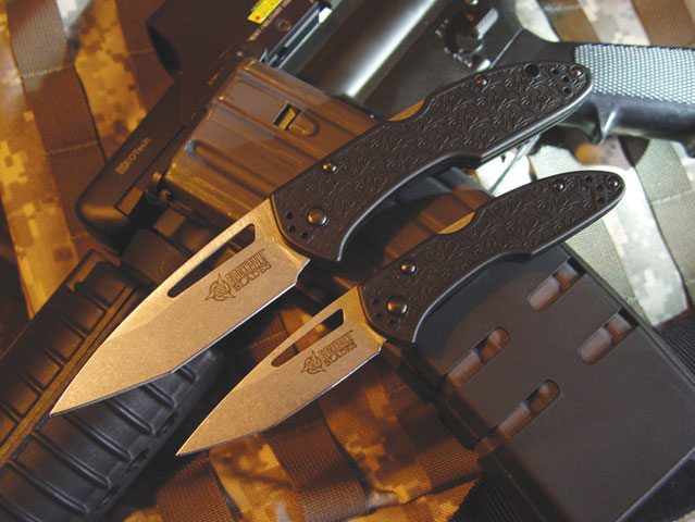 Tactical and General-Use Knives