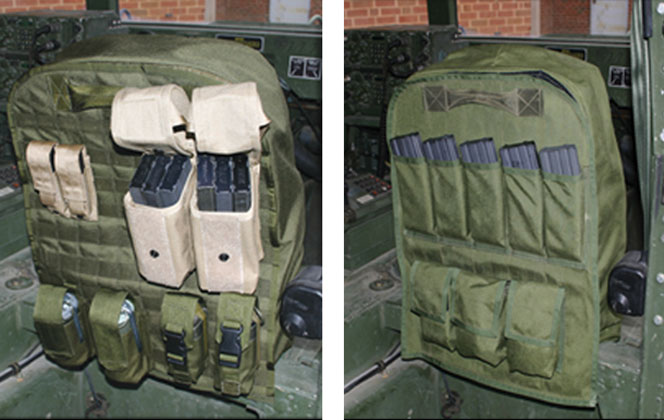 Tactical Vehicle Seat Cover