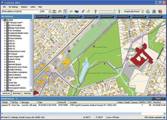 AVLS GPS Vehicle Tracking Products