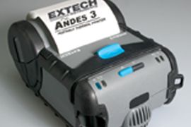 Andes 3 Portable Printer