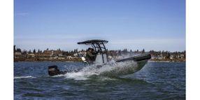 RHIB Patrol Boat