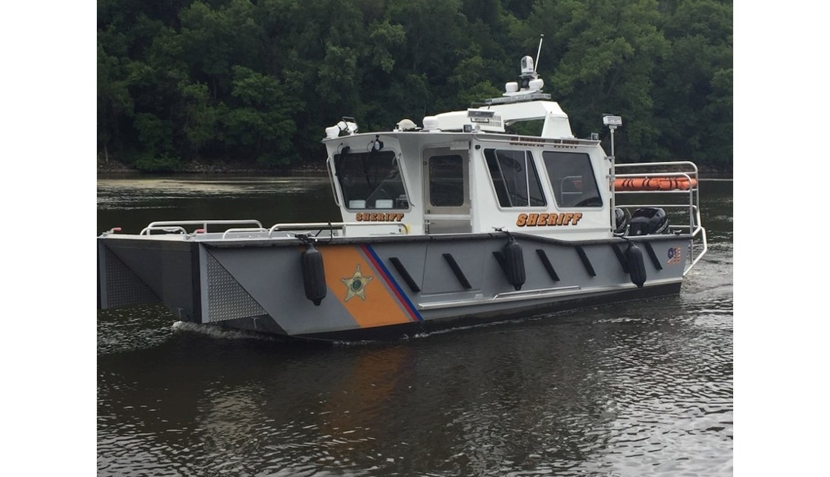 Lake Assault Patrol Boat