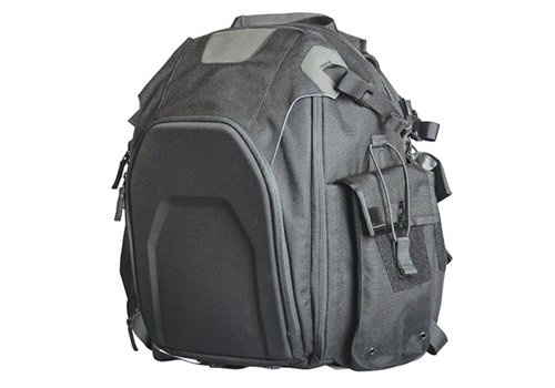 Silent Partner duty bag backpack (Photo: Blauer)