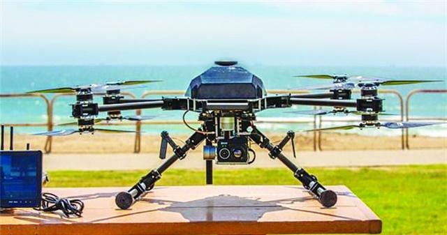 K2's Knight Hawk UAV (Photo: K2 Unmanned Systems)