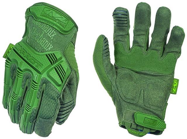 OD Green Gloves M-Pact glove (Photo: Mechanix Wear)