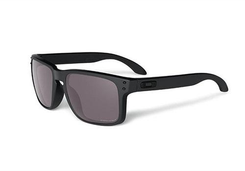9cd5a8abd2f Holbrook Covert Matte Black with Prizm Daily Polarized Eyewear ...