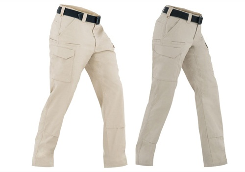 ce938824a3ce First Tactical's Men's Tactix Series Tactical Pant is made to move, with  its flex action waist and a running gusset through the crotch and inside  leg.
