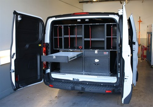 Tactical Command Cabinets LLC builds custom command cabinets for police SUV storage and tactical SUV cabinets for SWAT, and creates customized white board command centers.(Photo: Tactical Command Cabinets)