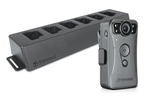 Transcend Information's new DrivePro Body 30 body camera (Photo: Transcend)