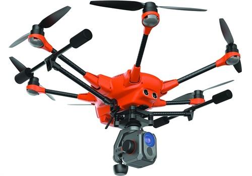 E10T UAV Thermal Imaging and Video Camera (Photo: Yuneec International)
