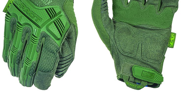 OD Green Gloves M-Pact glove (Photo: Mechanix Wear)