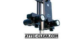 Attic Clear Pro - Extendable Pole
