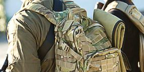 Multicam Packs and Jacket