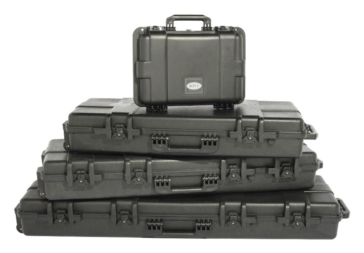 H-Series Hard Cases