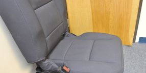 Officers Patrol Seat