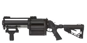 40mm Tactical 4-Shot Launcher