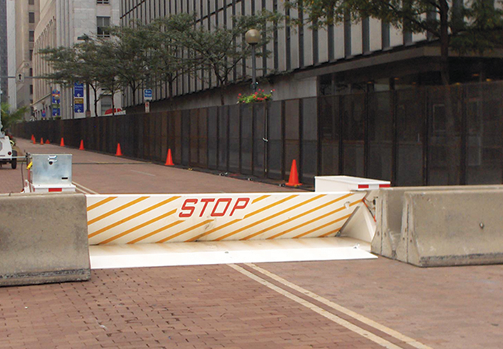 Portable Anti-Terrorist Barriers