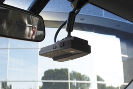 MicroVu Compact HD In-Car Video
