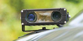 Mini Camera for ALPR