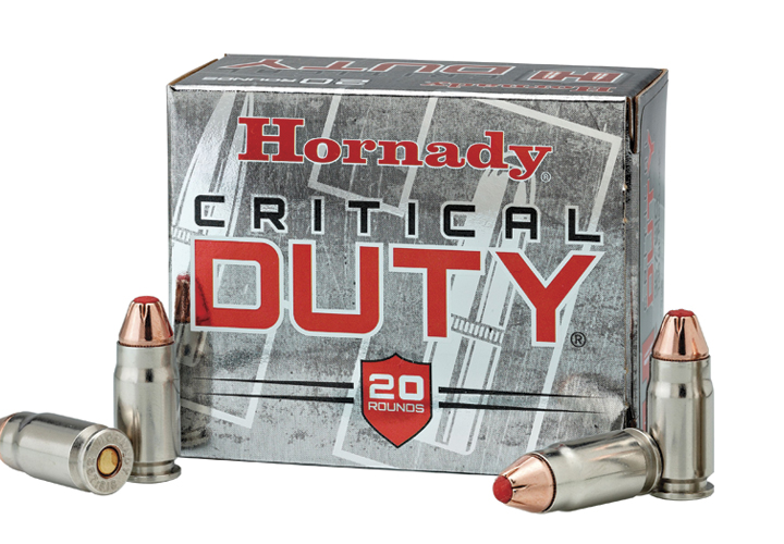 .357 SIG Critical DUTY Ammunition