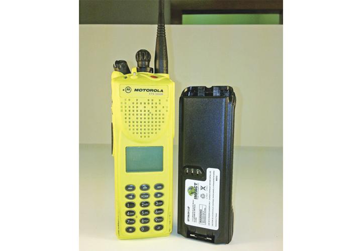 Replacement Battery for Motorola Radio