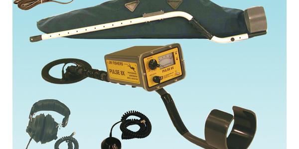 Pulse 8X Metal Detector