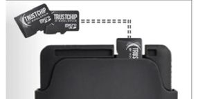 TrustChip for Encrypted iPhone Calls