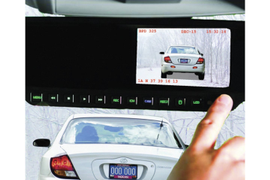 Ruggedized In-Car Video System