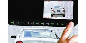 Ruggedized In-Car Video System