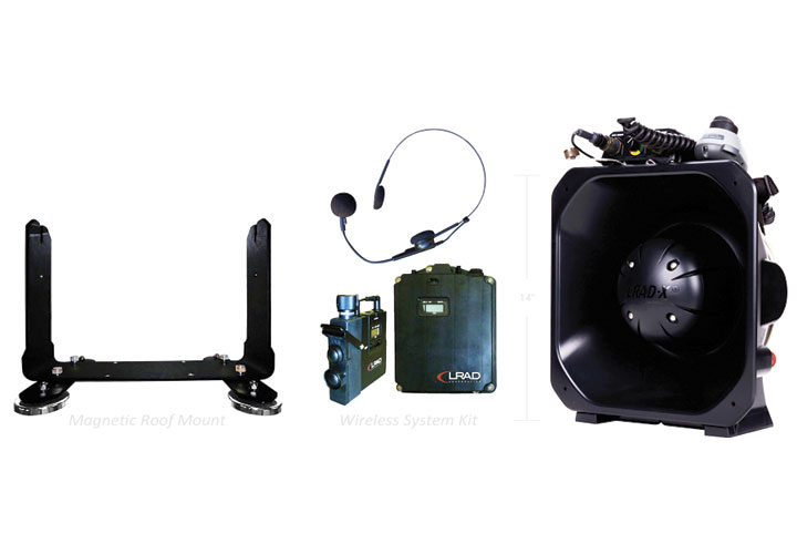 100X Force Protection Kit