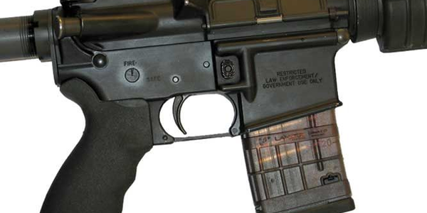 20-Round Magazine for AR-15 Rifles