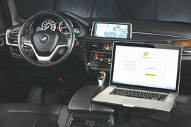 Vehicle Forensics Solution