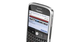 Dictation Software for BlackBerry