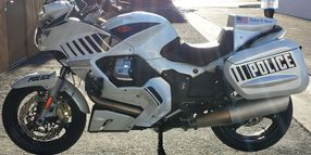 Norge Police Motorcycle