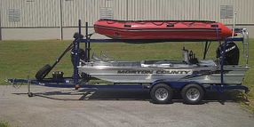 Water Rescue Boat Package